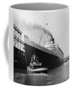 Rms Queen Elizabeth Coffee Mug