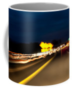 Road At Night 1 Coffee Mug