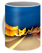 Road At Night 2 Coffee Mug