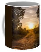 Road In Botswana Coffee Mug
