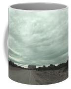 Road Leading To Mesa Coffee Mug