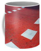 Road Markings Coffee Mug