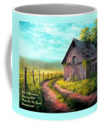 Road On The Farm Haroldsville L A Coffee Mug