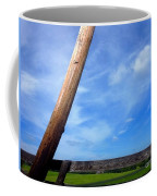 Road Side View Of Countryside Coffee Mug