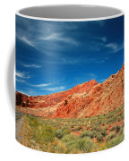 Road To Arches National Park Coffee Mug