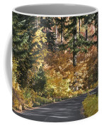 Road To Autumn Coffee Mug