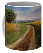 Road To Blueridge Coffee Mug
