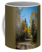 Road To Fall Colors Coffee Mug