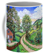 Road To Home Coffee Mug