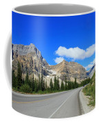 Road To Jasper Coffee Mug
