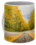 Road To Mt. Mitchell Coffee Mug