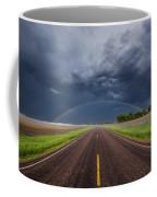 Road To Nowhere - Rainbow Coffee Mug