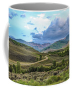 Road To Paradise Coffee Mug