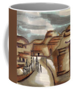 Road To Petra Coffee Mug