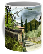Road To Reggello Coffee Mug