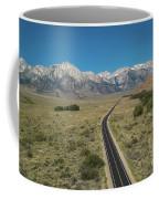 Road To Sierra  Coffee Mug