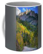 Road To Silver Mountain Coffee Mug