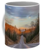 Road To The Moon Coffee Mug