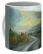 Road To The Sun, Denali Coffee Mug