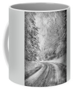 Road To Winter Coffee Mug