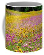 Roadside Flower Garden Coffee Mug