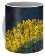 Roadside Flowers Coffee Mug