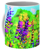 Roadside Wildflowers Coffee Mug