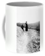 Roadway Near Bethlehem Coffee Mug
