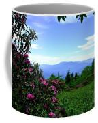 Roan Mountain Rhododendron Gardens Coffee Mug