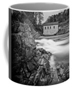 Roanoke River Flow Coffee Mug