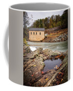 Roanoke River Niagra Rd Dam Coffee Mug