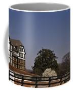 Roanoke Virginia Springtime Cityscape Coffee Mug