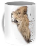 Roaring Lion No 04 Coffee Mug