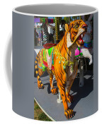 Roaring Tiger Ride Coffee Mug