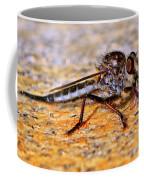 Robber Fly 001 Coffee Mug