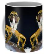 Robber Fly - Alien Visitors Coffee Mug