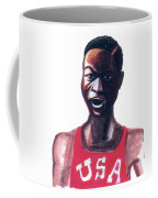 Robert Bob Beamon Coffee Mug