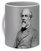 Robert E Lee - Confederate General Coffee Mug