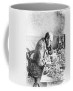 Robert Koch, German Bacteriologist Coffee Mug