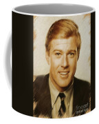 Robert Redford, Actor Coffee Mug