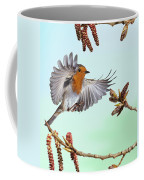 Robin And Poplar Coffee Mug