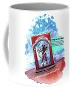 Robin Hood In Robin Hoods Bay Coffee Mug