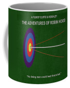 Robin Hood Movie Poster Coffee Mug