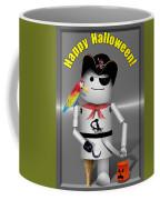 Robo-x9 Trick Or Treat Time Coffee Mug