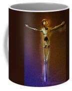 Holy Robocrist  Coffee Mug