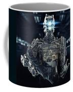 Robot Assassin Coffee Mug