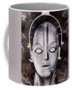 Robot From Metropolis Coffee Mug