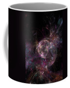 Robot New Years Eve Coffee Mug