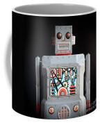 Robot R-1 Square Coffee Mug