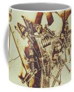 Robotic Repairs Coffee Mug